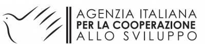Italian Agency for Development Cooperation logo